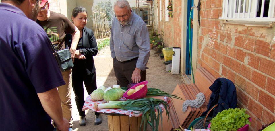 Las entidades Acoec, Nova Feina y Por Ti Mujer presentan los proyectos que desarrollan en terrenos de Paterna, Quart de Poblet y La Torre en Valencia