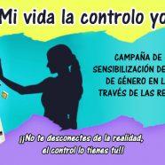 Campaña ¡¡Mi vida la controlo yo!! 2017
