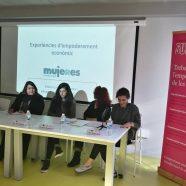 16/11/2017 Jornada 'Violencias Machistas y Empod. Económico'