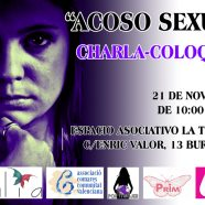 Charla-Coloquio Acoso sexual