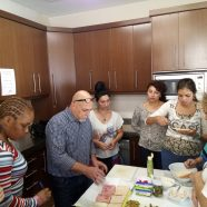 25/10/2017 Curso Cocina de Catering Escuela de Empoderamiento