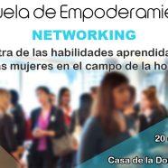 Networking de la Escuela de Empoderamiento Por Ti Mujer
