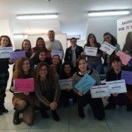 Finalizado el Curso de Formación de Voluntariado Especializado en Violencia de Género