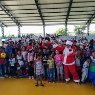 VIII campaña 'Navidad Solidaria sin Fronteras' de nuestra fundación en Colombia