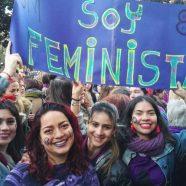 Por Ti Mujer en la manifestación del 8M