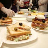 Tercera clase del curso de Cocina de Catering