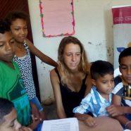 Nuestra voluntaria internacional, Camille Coutaud, llega a Santa Lucía