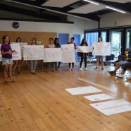 Por Ti Mujer participó en la Sommercamp organizada por la Jugendakademie Walberberg
