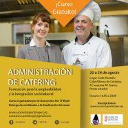 Curso Administración de Catering