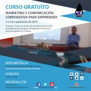 Curso 'Marketing y Comunicación Corporativa para Emprender'