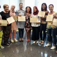 Finalizado el primer taller para mujeres inmigrantes de La Pobla de Vallbona