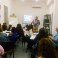 21-09-2018 Inicicio Curso Economía Colaborativa