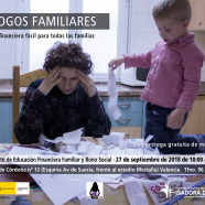 Educación Financiera Familiar y Bono Social