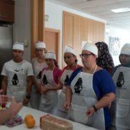 Comienzo del curso Cocina de Catering