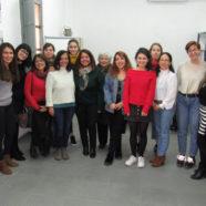16 mujeres formadas para la lucha contra la violencia de género