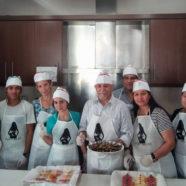 04-10-2018 Curso de Cocina de Catering