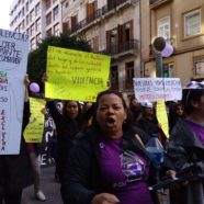 25-11-2018 Participación en Manifestación del 25N