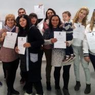 65 mujeres más, capacitadas para la inserción socio-laboral