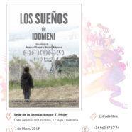 Cine foro 'Efectos de la migración en los lazos afectivos'