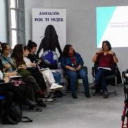 La activista Ximena Machicao expuso sobre las violencias entrecruzadas