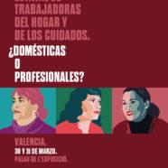 València acoge la presentación de la Red Estatal de Trabajadoras del Hogar y los Cuidados