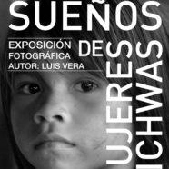 'Antiguos sueños de Mujeres Kichwas' en la sede de Por Ti Mujer