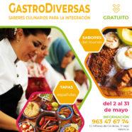 GastroDiversas, saberes culinarios para la integración