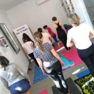 10-05-2019 Clases de Yoga con Eva Casero