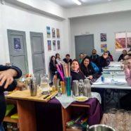15-02-2019 Inicio del curso de 'Coctelería'