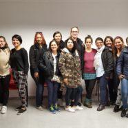 26-02-2019 Taller 'Ser mujer en el espejo de nuestras herencias'