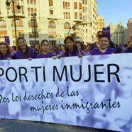 08-03-2019 Manifestación 8M en Valencia