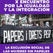 X Encuentro por la Igualdad y la Integración