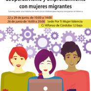 Curso 'Cooperativismo  y emprendimiento con mujeres migrantes'