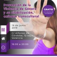 Taller 'Prevención de la violencia de género y su visibilización, enfoque transcultural'
