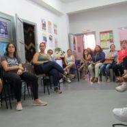 La prevención de la violencia de género y su visibilización fue el tema abordado en el taller organizado por el Centro de Día de Mujeres Inmigrantes en Valencia