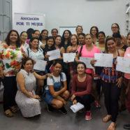 Seguimos trabajando por la inserción laboral de las mujeres inmigrantes