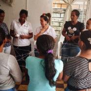 Forjando lideresas sociales con la cooperación internacional
