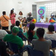 Clausura de la Escuela para el Fomento del Liderazgo Social y la Participación Política de la Mujer