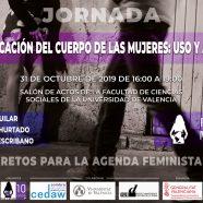 Jornada 'Cosificación del cuerpo de las mujeres, uso y abuso: retos para la agenda feminista'