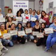 31 personas formadas en voluntariado de puntos violeta