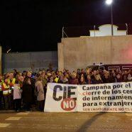 No admitimos más reforma que el cierre del CIE y el fin de las deportaciones forzosas