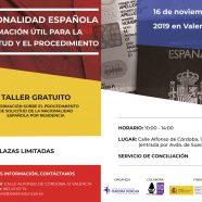 Nacionalidad española: información útil para la solicitud y el procedimiento