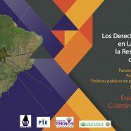 Conversatorio 'Los Derechos Humanos en Latinoamérica: la Responsabilidad de los Estados'