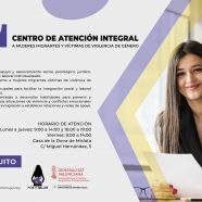 Presentación del Centro de Atención Integral a Mujeres Migrantes y Víctimas de Violencia de Género