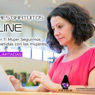 Nuevos cursos y talleres online