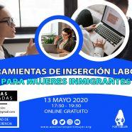 Taller 'Herramientas de inserción laboral para mujeres inmigrantes'