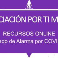 Guía de recursos y recomendaciones para el Estado de Alarma, en Valencia