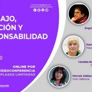 Webinar 'Teletrabajo, conciliación y corresponsabilidad'