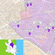 V-Maps. Mapas violeta en clave de género y acciones solidarias frente al COVID-19