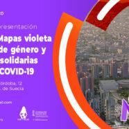 Jornada de presentación 'V-Maps, Mapas violeta en clave de género y acciones solidarias frente al COVID-19'